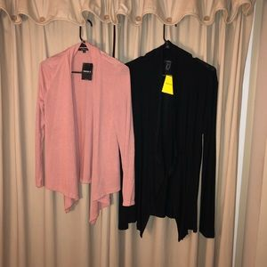 Bundle 2 new medium cardigans